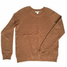 navy sweaters navy navy camel shaker knit sweater from s