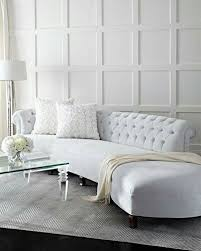 Grey Sofa Sectional by Best 25 Tufted Sectional Ideas On Pinterest Tufted Sectional