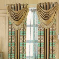 Livingroom Valances Curtains For Living Room Exqusite No Valance