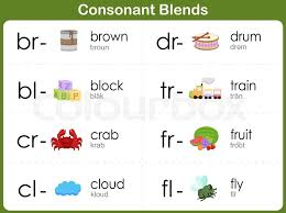 consonant digraphs worksheet for kids ch sh th wh ck stock