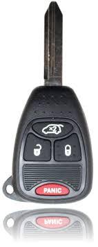 dodge durango key keyless entry remote key fob for a 2007 dodge durango w