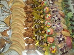 cuisine de assia assortiment de gâteaux la cuisine marocaine de assia