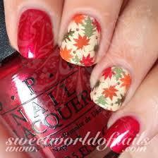 thanksgiving fingernails thanksgiving nail water decals