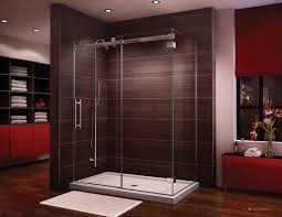 Fleurco Shower Door Fleurco Glass Shower Doors Novara In Line 2 Sides