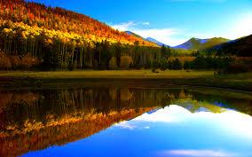 fall lake wallpaper 1920x1200 29975