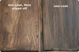 can you stain oak cabinets grey gel stain on cabinets staining cabinets gray stained