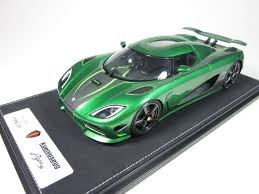 koenigsegg green 2013 frontiart news frontiart diecastxchange com diecast cars