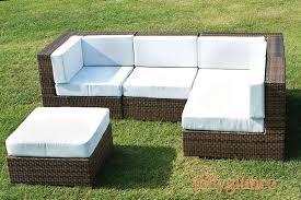 divanetti in vimini da esterno divani ad angolo per esterno poltrone tavoli