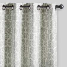Grey And Lime Curtains Curtains Drapes U0026 Window Treatments World Market