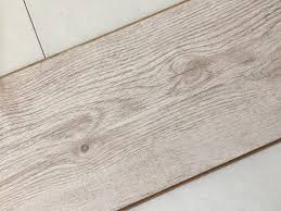 distressed white oak effect laminate flooring