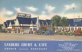 sanders court u0026 cafe corbin kentucky asheville north carolina