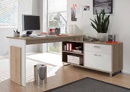 Details Zu Schreibtisch Winkelschreibtisch Computertisch Schreibtisch Eckschreibtisch Winkelschreibtisch Büro Manager Eiche