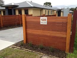 gate horizontal fence design u2013 outdoor decorations