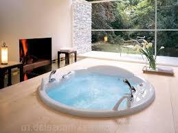Jacuzzi Tub Bathroom Graceful Square Jacuzzi In Floor Tub Designinser On