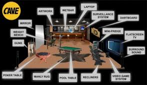 Ultimate Man Cave Cave U0027s Guide To The Ultimate Man Cave Cave Magazine
