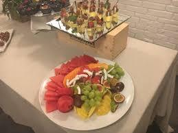 ristoro la dispensa torta nunziale e buffet di dolci e frutta photo de ristoro la