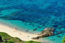 lozari beach north corsica so beautiful you may book a villa