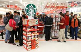 Supermarkets Open On Thanksgiving Black Friday Live Thinner Crowds Protests Beer Daily Mail Online