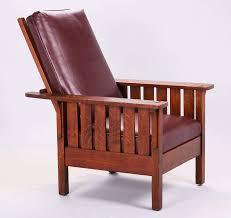 Morris Chair L U0026jg Stickley 471 Morris Chair California Historical Design