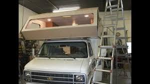 mini motorhome mini motor home rebuild and reroof youtube