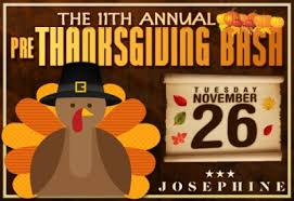 Washington Dc Thanksgiving Events Josephine Dc Archives Dc Clubbing