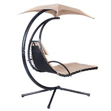 Outdoor Sun Lounge Chairs Garden Swing Hammock Helicopter Hanging Chair Seat Sun Lounger