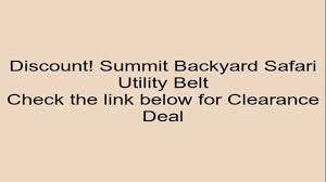 backyard safari belt the best belt choose