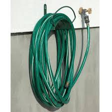 deluxe wall mount hose hanger yard butler store