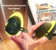 Why Cant I Last Longer In Bed Avo Saver Avocado Storage Product Review Popsugar Food