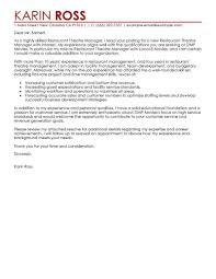 Restaurant Supervisor Job Description Resume Restaurant Manager Resume Cover Letter
