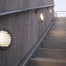 Recessed Handrail Recessed Wall Luminaires Bega