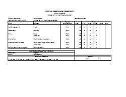 homeschool transcripts and report card templates homeschool