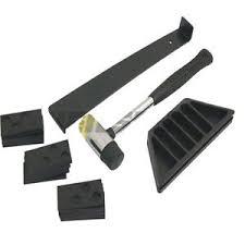 laminate flooring installation kit 7 15mm install lay floor