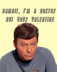 trek valentines day cards bones trek valentines e cards