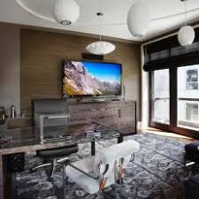 home office with tv photos hgtv