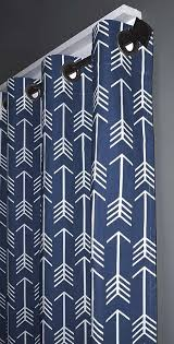 Navy And White Drapes Best 25 Navy Blue Curtains Ideas On Pinterest White And Gray