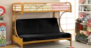 futon amazing pvc bunk bed amazing futon bunk bed with desk