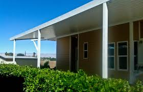 aladdin patios image gallery mobile home awnings