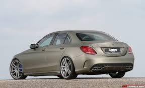 Modified A Class Mercedes Official 2014 Mercedes Benz C Class By Inden Design Gtspirit