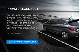 auto leasing peugeot private lease rijden met peugeot bereken uw maandbedrag