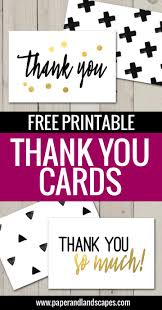 25 unique thank you cards free ideas on free thank