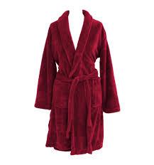 la robe de chambre robe de chambre personnalisée microfibre chocolat