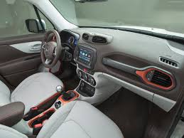 gray jeep renegade interior jeep renegade 2015 picture 132 of 208