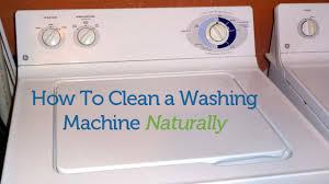 Best Way To Clean Bathtub Scum How To Clean A Washing Machine Jpg