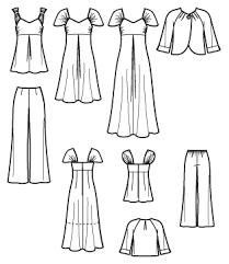 simplicity 2662 plus size u0026 petite plus size dress tunic pants