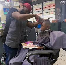 kids get reading lessons with their haircuts in some fort worth