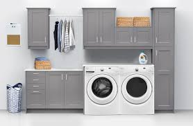 how to install base cabinets in laundry room klëarvūe cabinetry strömma 9 1 2 laundry room cabinets