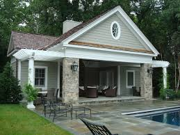small pool house home design ideas images about pool house pinterest houses covered patios and ideas