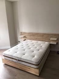 ikea mandal ikea mandal king size bed and headboard in islington
