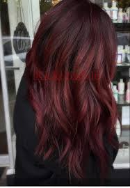 Types Of Hair Colour by 10 Best Shades Of Burgundy Hair Colour Kicklifestyle